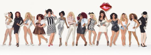 RuPaul's Drag Race Season Premiere: Born Naked