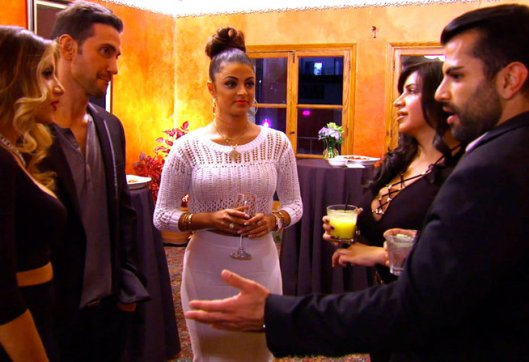 Shahs of Sunset Recap: It's Nuclear Now