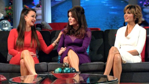 RHOBH Reunion right side