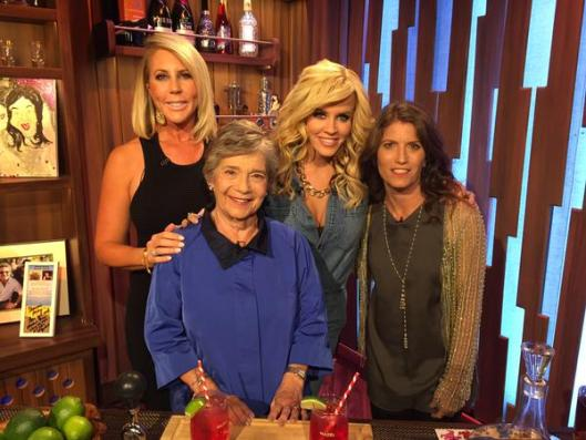 WWHL With Jenny McCarthy and Vicki Gunvalson