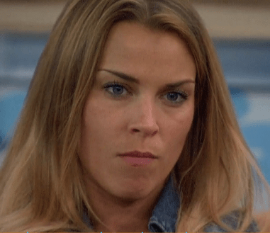 bb17 shelli mad face