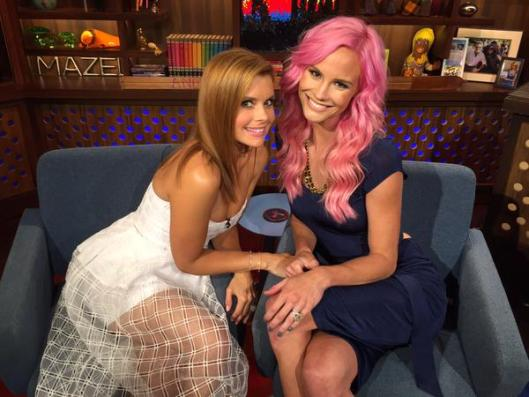 WWHL With Meghan Edmonds