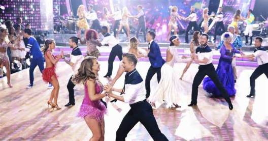 Dancing With The Stars Recap: Hometown Glory