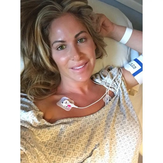 Kim Zolciak Biermann Has Successful Heart Surgery