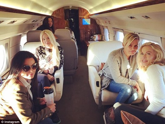RHOBH Fly to NYC for a Uniting For a Lyme Free World Gala To Honor Yolanda Foster