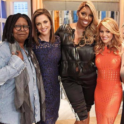 Let's Have Another Look At What Nene Leakes Wore on The View