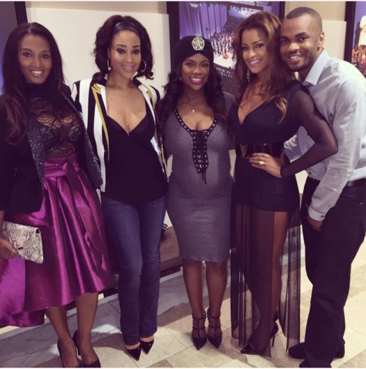 Former and Current RHOA Attend Selling It in the ATL  Sneak Preview in Atlanta