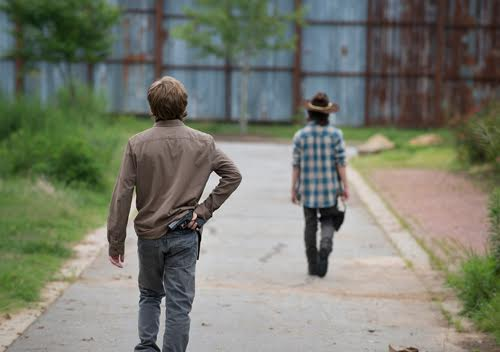 The Walking Dead Recap: Heads Up