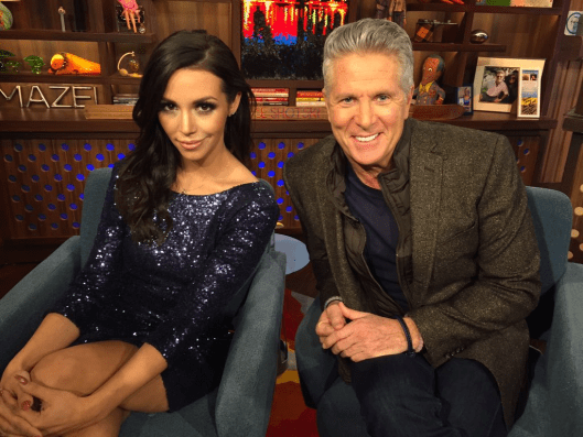 WWHL With Scheana Marie Shay And Donnie Deutsch