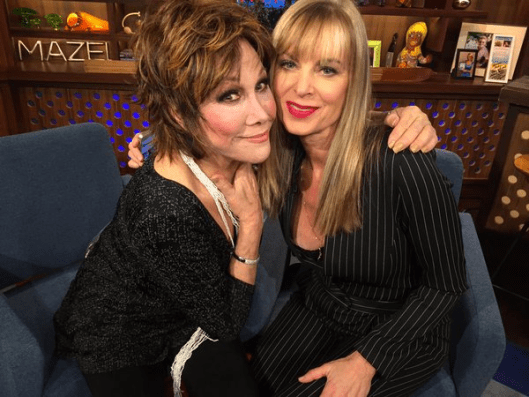 WWHL With Michelle Lee and Eileen Davidson