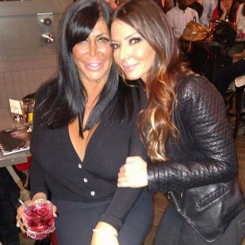 Mob Wives Drita and big ang