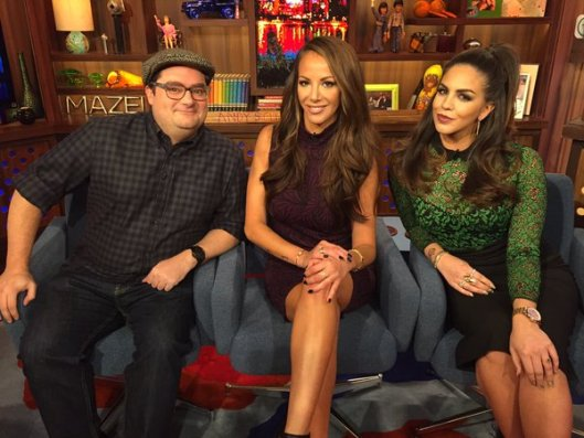WWHL With Kristen Doute and Some Lesser Mortals…