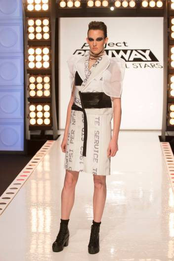 Project Runway All Stars Recap: Where Your Hose At?