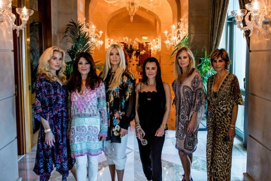 Real Housewives of Beverly Hills Recap: Dubai Daze