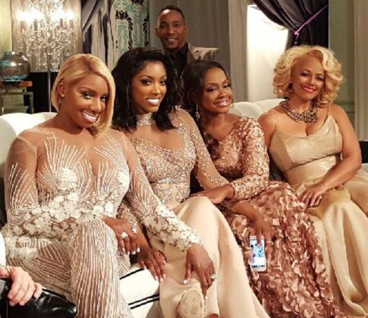 Real Housewives of Atlanta Reunion Part 3: It's Not About That Phaedra, It's About Your Ways!