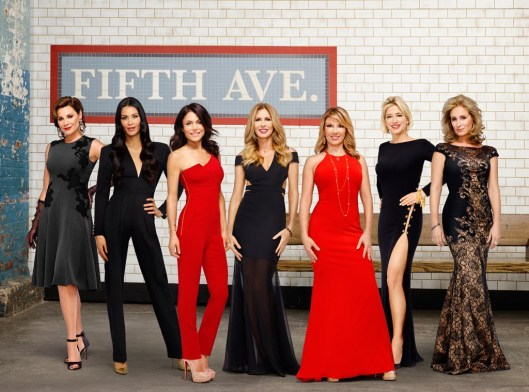 Real Housewives of New York Premiere Recap: Start Spreading The News