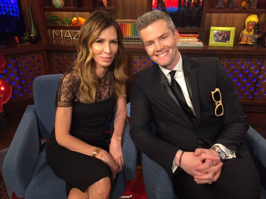 WWHL With Carole Radziwill and Ryan Serhant