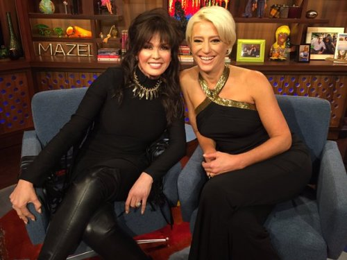 WWHL With Dorinda and Marie Osmond