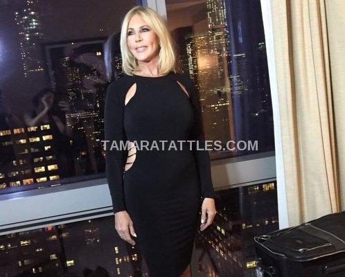 WWHL With Vicki Gunvalson: She Is Still In Touch With Brooks???