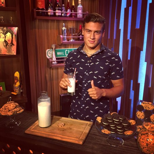 WWHL With Dolores Catania and Reza Farahan