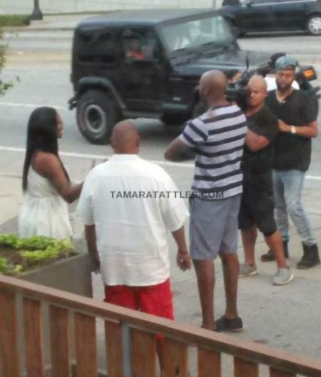 Exclusive #RHOA Filming Update: Drama in Charlotte