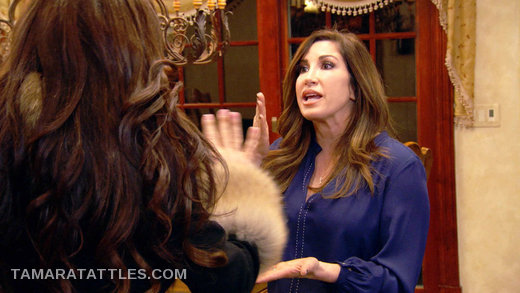 Real Housewives of New Jersey Recap: If You Can't Stand The Heat, Get Out Of My Kitchen!