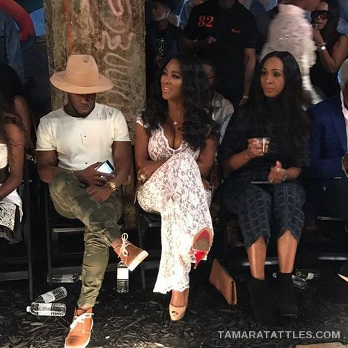 #RHOA Filming Updates: Cynthia Bailey and Chateau Sheree