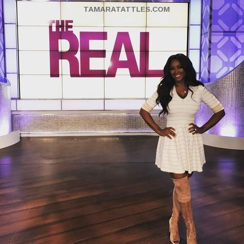 Kenya Moore On The Real: What Was Her Biggest Moore Manor Splurge?