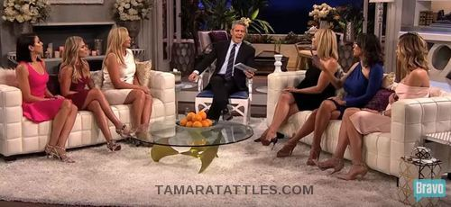 Real Housewives of Orange Country 2016 Reunion Part I: Christian Behavior