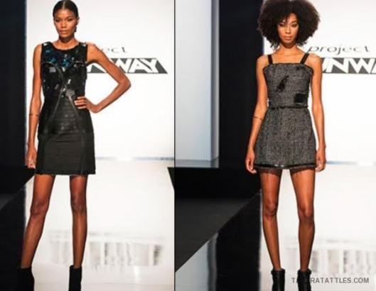 Project Runway: High Fashion Is Highly Nude