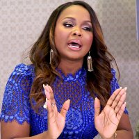 Once More With Feeling: Phaedra Parks Is NOT Divorced.