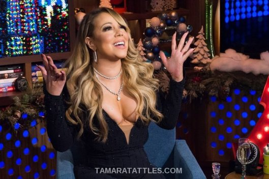 WWHL With Mariah Carey