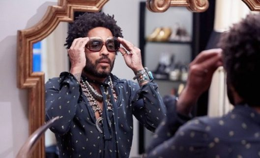 Lenny Kravitz, Star, FOX/Annette Brown