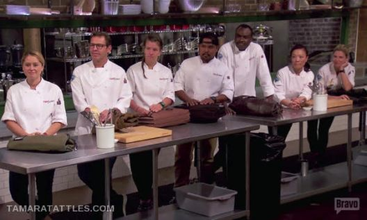 Top Chef Charleston: The Chefs Are Getting Crabby