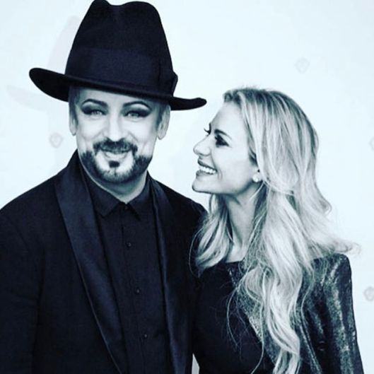 WWHL With Dorit Kemsley and Boy George