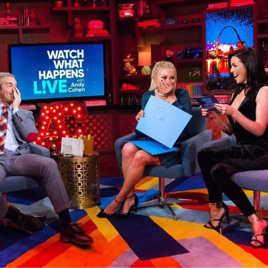 WWHL With Stassi and Scheana