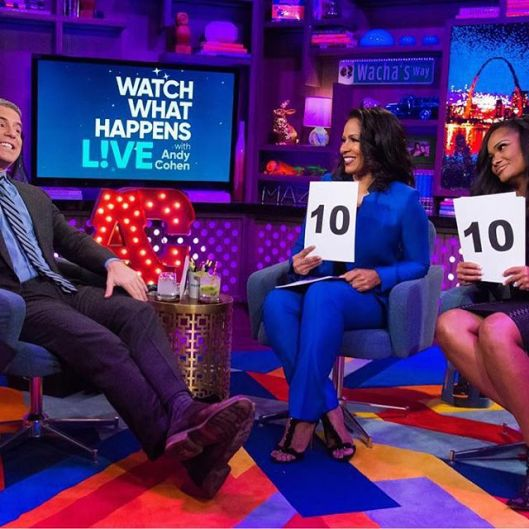 WWHL With Sheree Whitfield And Dr. Heavenly