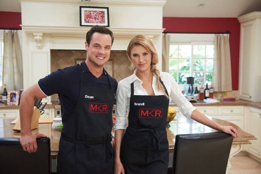My Kitchen Rules: The Two Crazy Bitches Take Their Turns