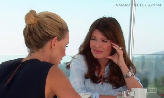 Why Does Lisa Vanderpump Insert Herself Into Every Single Drama?
