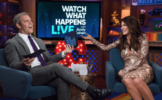 Lisa Vanderpump on WWHL