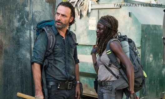 The Walking Dead: Say Yes