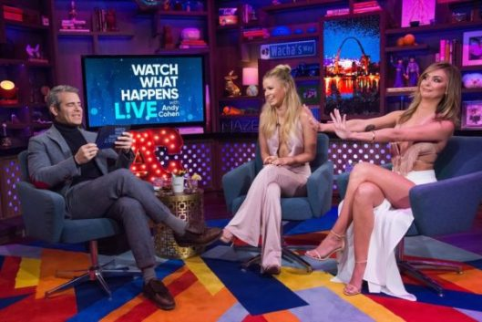 WWHL With Ariana Madix and Lala Kent