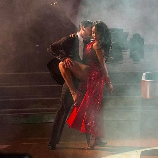 Dancing With The Stars: Vegas Night #DWTS