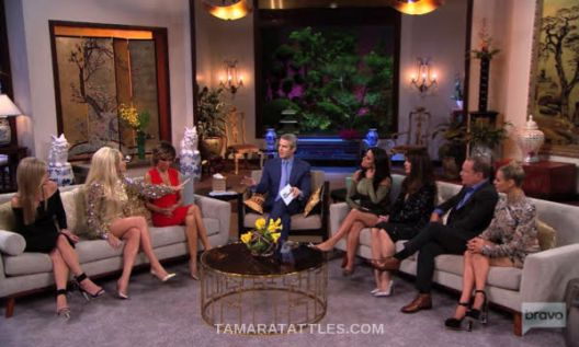 Real Housewives of Beverly Hills Reunion Part 1: PantyGate and British Humor Redux