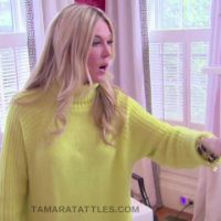 Check Out These Random Videos Of Tinsley Mortimer