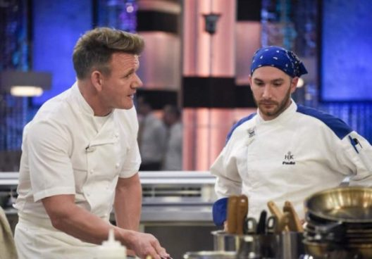 Hell's Kitchen Contestant Paulie Giganti Dies of Overdose