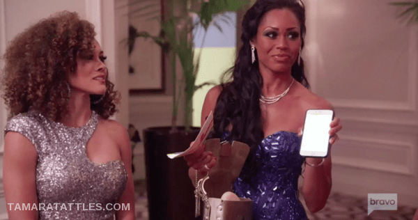 The Real Housewives of Potomac: Over the River and Through the Woods