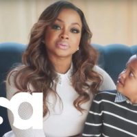 Phaedra Parks and Ayden On Big Star, Little Star