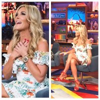#WWHL With Tinsley Mortimer & Carole Radziwill