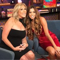 #WWHL With Vicki Gunvalson And Lydia McLaughlin